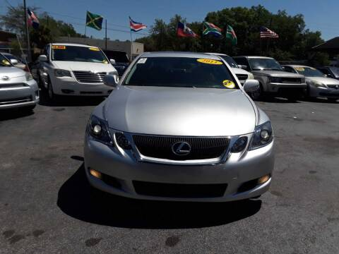 2011 Lexus GS 350 for sale at AUTO IMAGE PLUS in Tampa FL