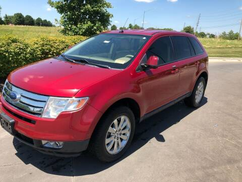 2007 Ford Edge for sale at Nice Cars in Pleasant Hill MO