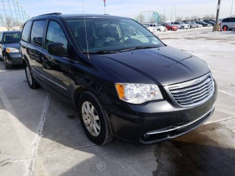 2011 Chrysler Town and Country for sale at Affordable 4 All Auto Sales in Elk River MN