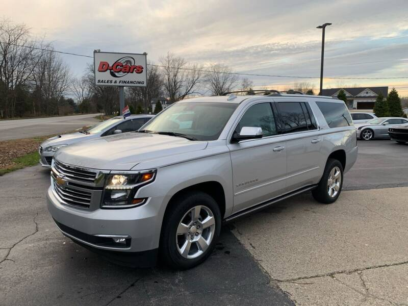 2015 Chevrolet Suburban for sale at D-Cars LLC in Zeeland MI
