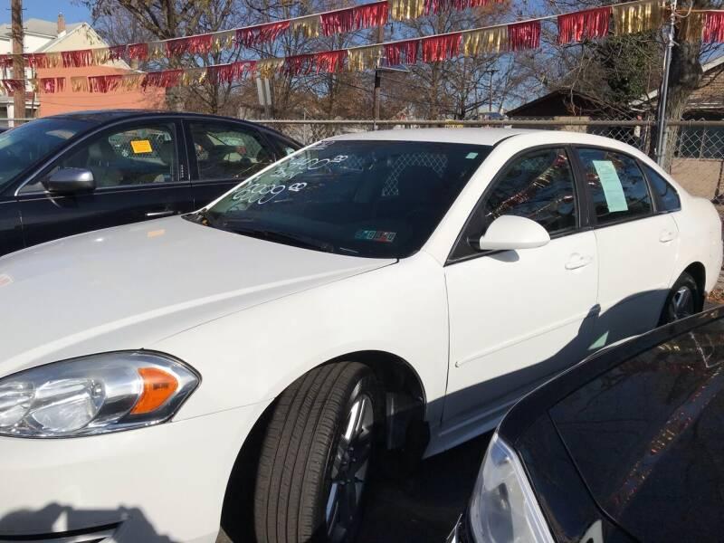2012 Chevrolet Impala for sale at Chambers Auto Sales LLC in Trenton NJ