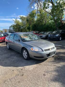 2007 Chevrolet Impala for sale at Big Bills in Milwaukee WI