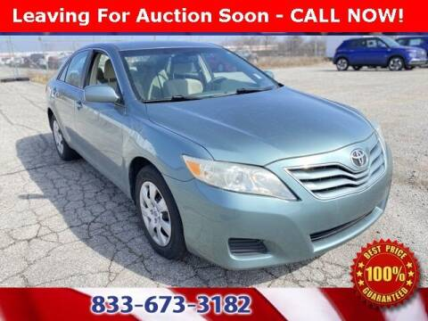 2010 Toyota Camry for sale at Glenbrook Dodge Chrysler Jeep Ram and Fiat in Fort Wayne IN