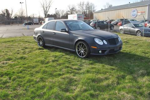 2007 Mercedes-Benz E-Class for sale at Or Best Offer Motorsports in Columbus OH