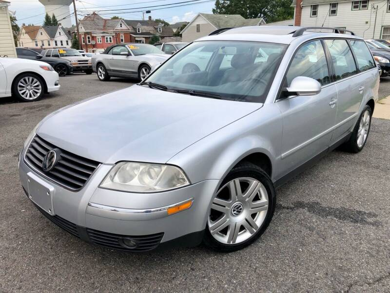 2005 Volkswagen Passat for sale at Majestic Auto Trade in Easton PA