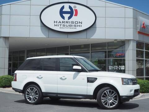 2013 Land Rover Range Rover Sport for sale at Harrison Imports in Sandy UT