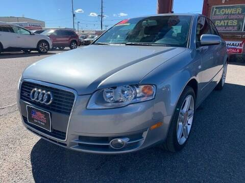 2006 Audi A4 for sale at Nations Auto Inc. in Denver CO