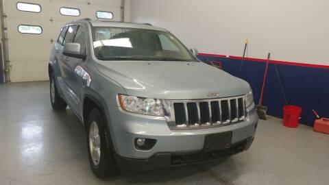 2012 Jeep Grand Cherokee for sale at Pool Auto Sales Inc in Spencerport NY