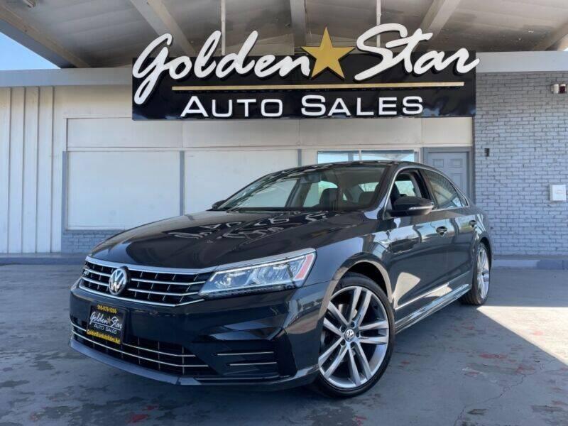 2017 Volkswagen Passat for sale at Golden Star Auto Sales in Sacramento CA