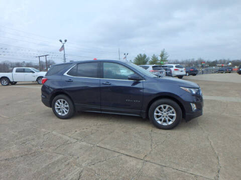 2019 Chevrolet Equinox for sale at BLACKWELL MOTORS INC in Farmington MO