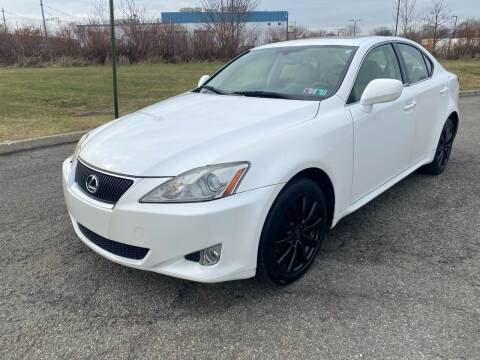 2007 Lexus IS 250 for sale at Pristine Auto Group in Bloomfield NJ