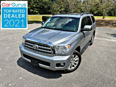 2013 Toyota Sequoia for sale at Brothers Auto Sales of Conway in Conway SC