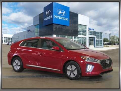 2021 Hyundai Ioniq Hybrid for sale at Terry Lee Hyundai in Noblesville IN