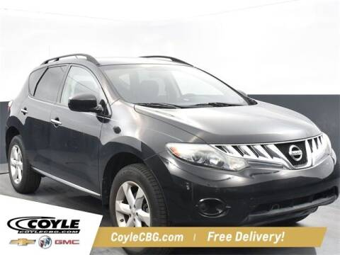 2009 Nissan Murano for sale at COYLE GM - COYLE NISSAN - New Inventory in Clarksville IN