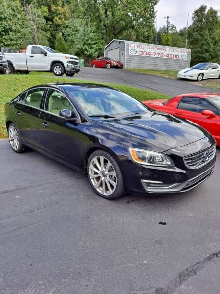 2016 Volvo S60 for sale at W V Auto & Powersports Sales in Charleston WV