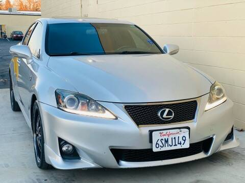 2011 Lexus IS 250 for sale at Auto Zoom 916 in Rancho Cordova CA
