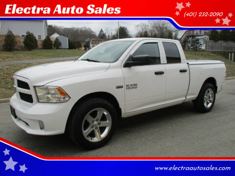 2015 RAM Ram Pickup 1500 for sale at Electra Auto Sales in Johnston RI