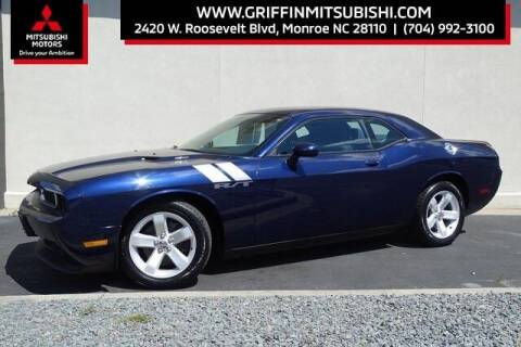 2014 Dodge Challenger for sale at Griffin Mitsubishi in Monroe NC