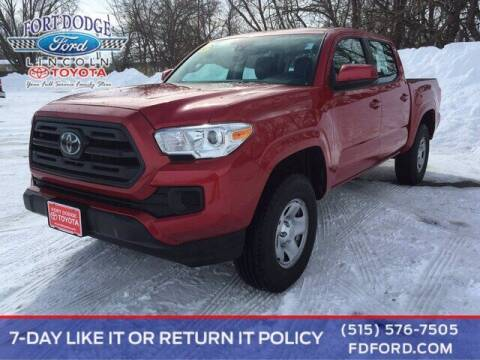 2018 Toyota Tacoma for sale at Fort Dodge Ford Lincoln Toyota in Fort Dodge IA