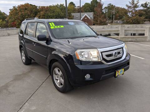 2011 Honda Pilot for sale at QC Motors in Fayetteville AR