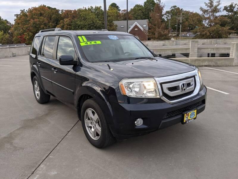 2011 Honda Pilot for sale at QC Motors in Fayetteville AR