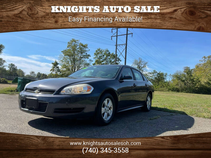 2009 Chevrolet Impala for sale at Knights Auto Sale in Newark OH