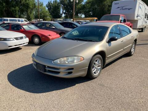 2002 Dodge Intrepid for sale at AFFORDABLY PRICED CARS LLC in Mountain Home ID