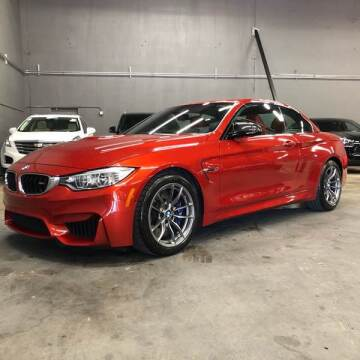 2017 BMW M4 for sale at EA Motorgroup in Austin TX