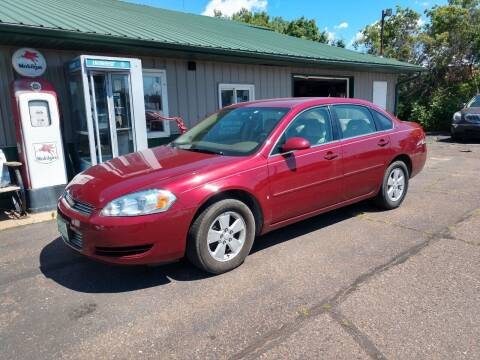 2007 Chevrolet Impala for sale at Paulson Auto Sales in Chippewa Falls WI