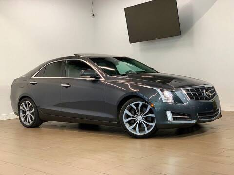 2013 Cadillac ATS for sale at Texas Prime Motors in Houston TX