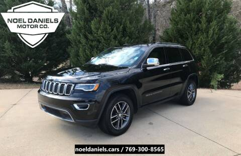2018 Jeep Grand Cherokee for sale at Noel Daniels Motor Company in Brandon MS