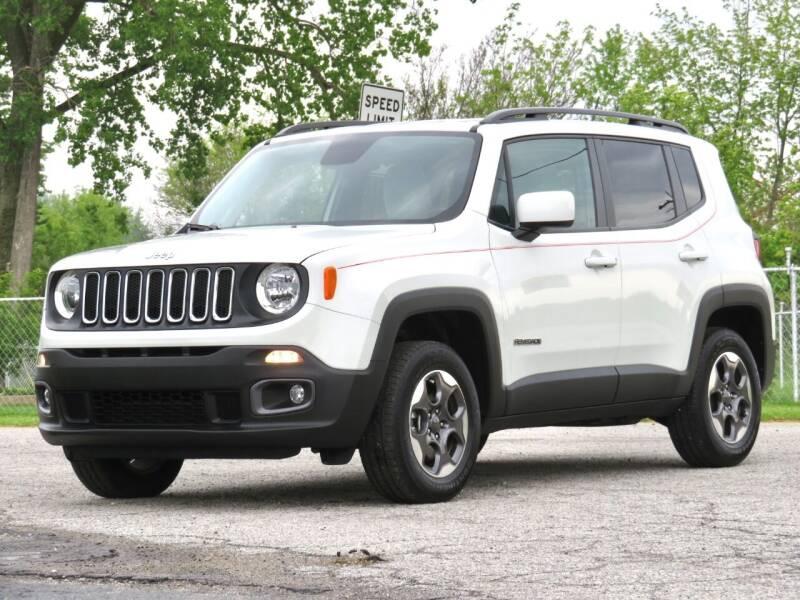 2016 Jeep Renegade for sale in Kokomo, IN