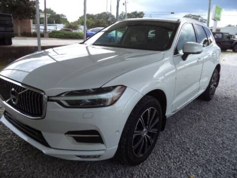 2018 Volvo XC60 for sale at PICAYUNE AUTO SALES in Picayune MS