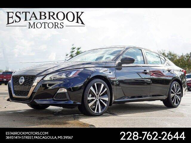 2021 Nissan Altima for sale in Pascagoula, MS