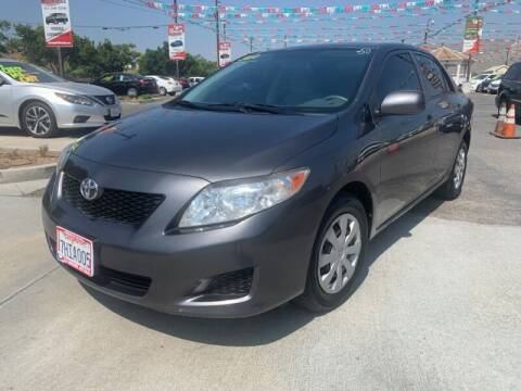 2010 Toyota Corolla for sale at Los Compadres Auto Sales in Riverside CA