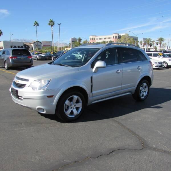 2012 Chevrolet Captiva Sport for sale at Charlie Cheap Car in Las Vegas NV