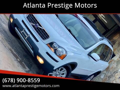 2008 Volvo XC90 for sale at Atlanta Prestige Motors in Decatur GA