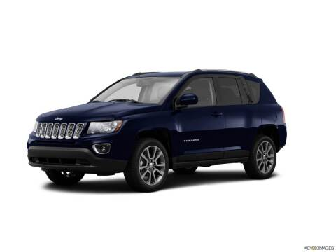 2014 Jeep Compass for sale at West Motor Company in Hyde Park UT