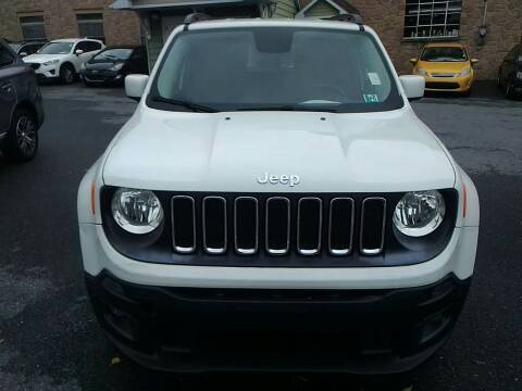 2016 Jeep Renegade for sale at Paul's Auto Inc in Bethlehem PA