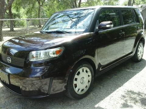 2010 Scion xB for sale at John 3:16 Motors in San Antonio TX