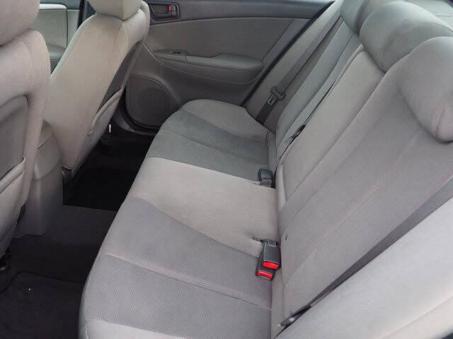 2010 Hyundai Sonata GLS 4dr Sedan 5A - East Providence RI