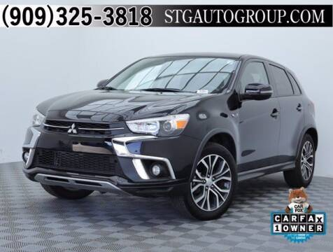 2019 Mitsubishi Outlander Sport for sale at STG Auto Group in Montclair CA