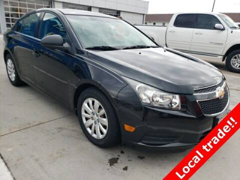 2011 Chevrolet Cruze for sale at Midway Auto Outlet in Kearney NE
