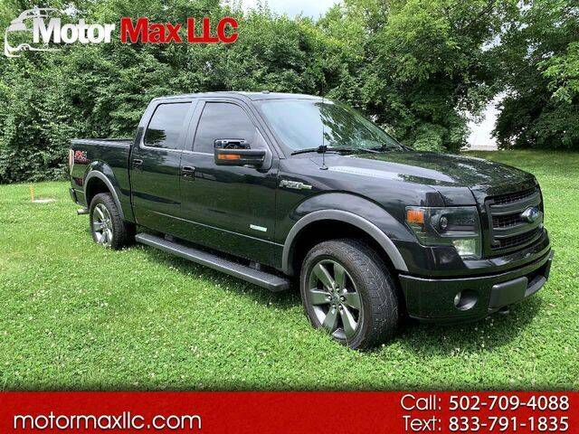 2013 Ford F-150 for sale at Motor Max Llc in Louisville KY