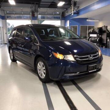 2016 Honda Odyssey for sale at Simply Better Auto in Troy NY