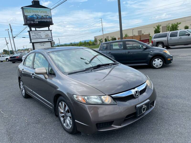 2009 Honda Civic for sale at A & D Auto Group LLC in Carlisle PA