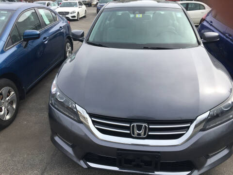 2013 Honda Accord for sale at Karlins Auto Sales LLC in Saratoga Springs NY