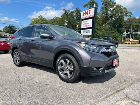 2017 Honda CR-V for sale at H4T Auto in Toledo OH