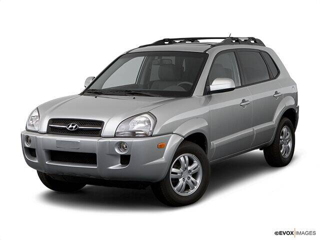 2007 Hyundai Tucson for sale at CHAPARRAL USED CARS in Piney Flats TN
