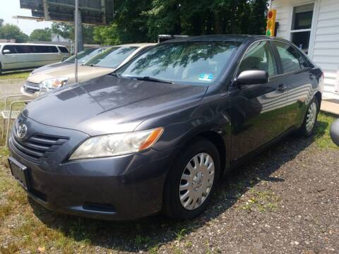 2007 Toyota Camry for sale at Ray's Auto Sales in Elmer NJ